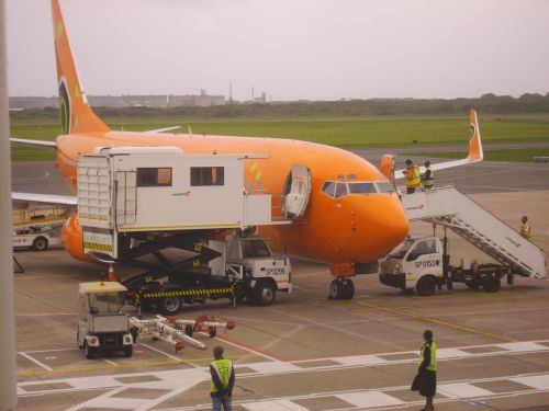 INTRODUCTION TO AIRSIDE AIRPORTOPERATIONS